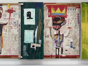 Basking in Basquiat- The Brandt Foundation's Crowning Inaugural​​ Show