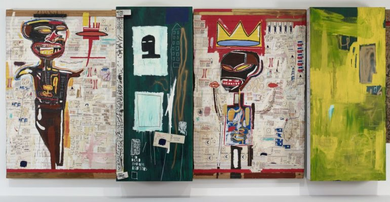 Basking in Basquiat- The Brandt Foundation's Crowning Inaugural Show