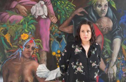 Susanne Zagorni                        A Vivid Depiction of the Human Condition