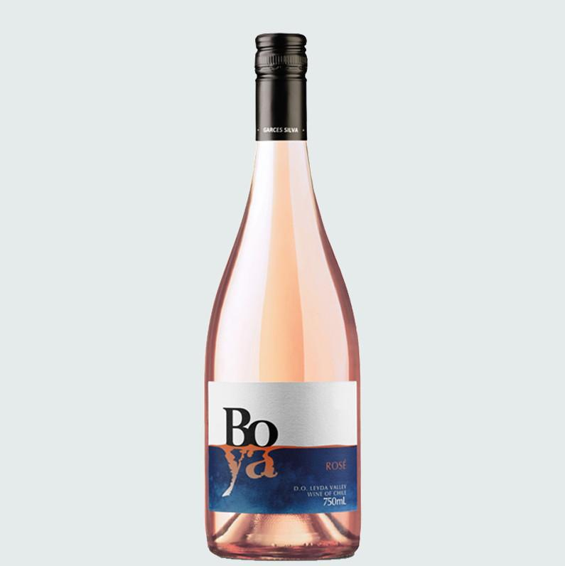 A Bottle of Boya Rose