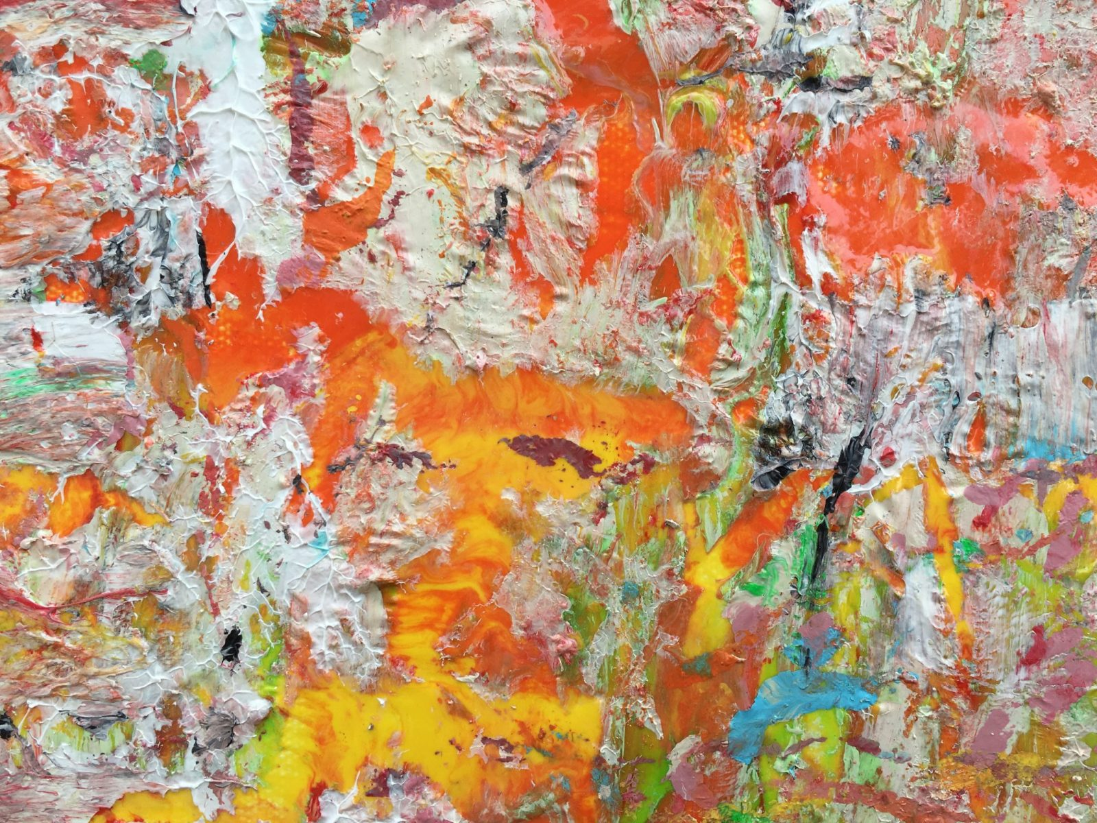 Rebecca Pacun Abstract Painting