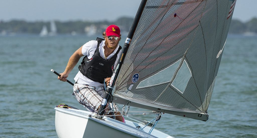 Luke Lawrence Sailing