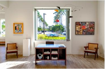 Nahmad Sotheby's Palm Beach: