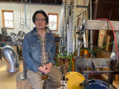 Can you see the Equations? An interview with London Tsai