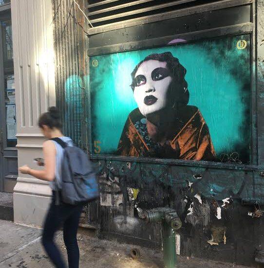 Dee Dee Lispenard St, NYC