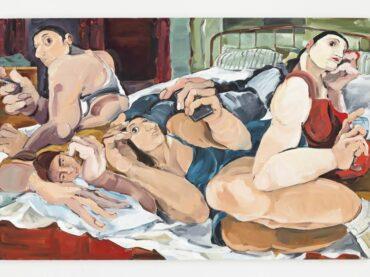 """Cristina BanBan- """"Del Llanto"""" 1969 Gallery and Albertz Benda Gallery"""