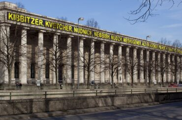The Splendid Beauty in Life's Contradictions Vis-å-Vis Conceptualism & Cancel Culture: Mel Bochner in Germany