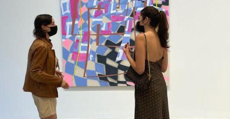 LIGHT! at Miles McEnery Gallery