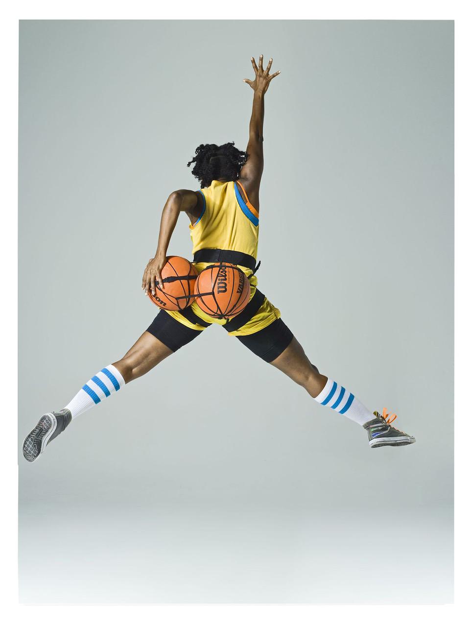 Holly Bass, NWBA #1 (Jordan), 2012